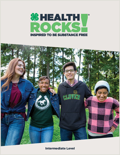 Health Rocks cover page