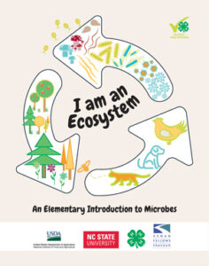 I am an ecosystem front cover