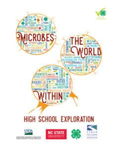 Microbes, the world within, high school exploration curriculum