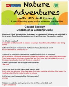 Answer key for facilitators