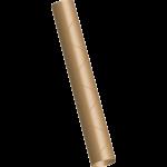 empty cardboard tube