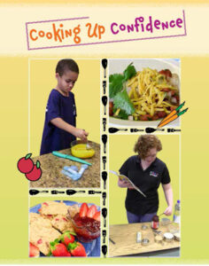Cooking Up Confidence Cookbook