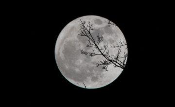Moon Keeps Turning